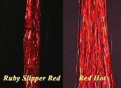 RED - Ruby Slipper Red / Red Hot