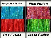 Fuzion - Turquoise/Pink/Red/Green